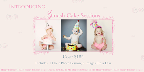 Smash Cake Session copy